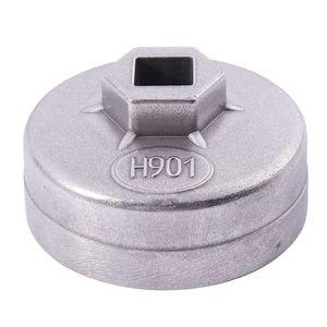 65мм 14 Флейты масляного фильтра Cap ключ инструмент Оправа Remover