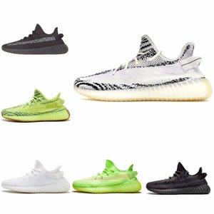 Refective Yecheil Desigmor Barro Vermelho estático Running Shoes Hyperspace verdadeira forma Black Top Amarelo Qualidade Sneakers Homens Mulheres J # 006249