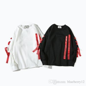 Mens Sweaters Spring Street Fashion Style Tide Brand Mens Pullover Long Sleeve Hoodie Mens and Womens Sweatshirts
