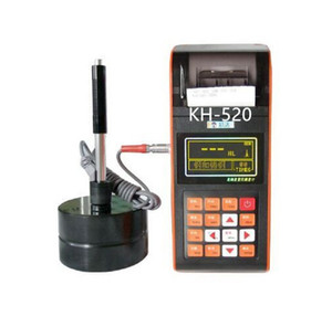 KH-520 Self Print Portable Hardness Meter , Portable Hardness Testing Machine FREE SHIPPING