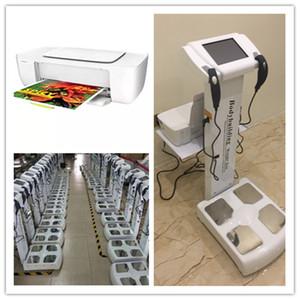 De elemento de corpo Vertical Healty Humano Analisando balanças Loss Beauty Care Peso Corporal máquina de análise de gordura