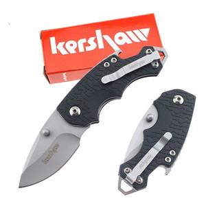 Envío libre Kershaw 3800 de cuchillo plegable táctico Mini llevar fácil al aire libre del cuchillo de bolsillo herramienta multi EDC regalo cuchillo de la supervivencia resuce