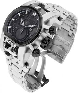 INVICTA 브랜드 시계 준비 볼트 제우스 남성 모델은 25204 - Dropshipping를 들어 남성 시계 스위스 석영 52mm 스테인레스 스틸 여러 스타일