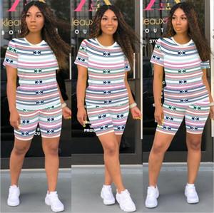 Forma de vestir Milán Pista vestido 2019 Sping verano O del cortocircuito del cuello de la manga de la letra impresa diseñador del vestido de marca Mismo