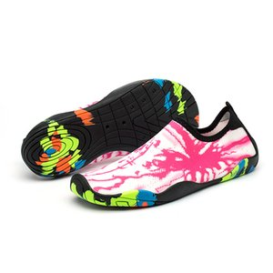 2020 summer outdoor breathable non-slip swimming shoes firm and durable comfortable functional shoes beach seaside diving