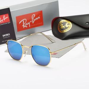 perle Fashion Designer Lunettes de soleil de haute qualité Marque Polarized Des lunettes de soleil lunettes pour femmes lunettes cadre métal 5 couleurs 2039