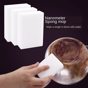 Decontamination Kitchen Cleaning Nano Sponge Magic Wipe Dishwashing Towel Scouring