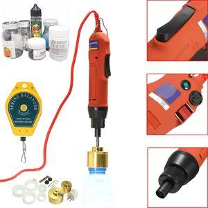 Elektrohand Kappe Verschließmaschine Optional Mix Up Capping Maschine Portable Automatic Electric Mit Sicherheit Ring Flasche Capper