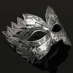 Halloween Costume Fancy Party romain Gladiator Bal Masqué mascarade masque pour les yeux