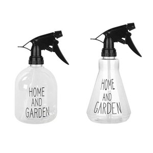 Plastic Spray Bottle Durable Watering Can Container For Kitchen Cleaning Potted Plants Watering Irrigated Plants