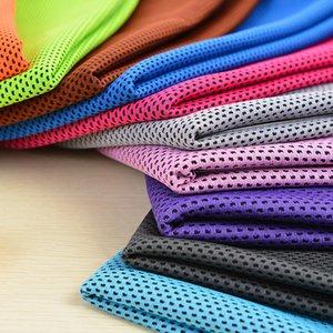 Mling 1PC Sport Ice Towel 10 colores de utilidad Enduring Instant Cooling Face Towel Alivio del calor Reutilizable Chill Cool