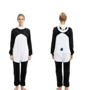 Животное милый комбинезон пижамы унисекс косплей костюм прекрасный животное Onesie домашняя одежда фланелевые пижамы Onesies для продажи