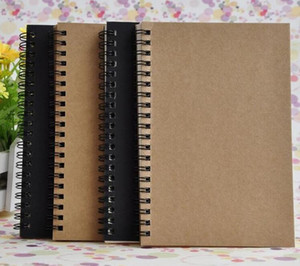크래프트 종이 메모장 사무실 고품질 크리에이티브 스케치북 낙서 메모장 빈 노트북 핫 판매 공급