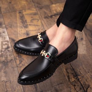 Dress Shoes men  Italian Style Fashion Men Formal business dress Shoes  Trend Bring Leather wedding k3