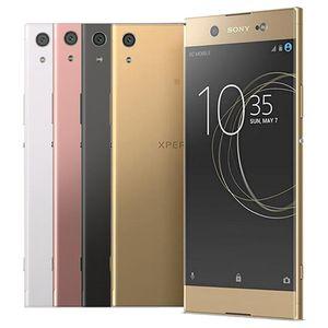 Orijinal Yenilenmiş Sony Xperia XA1 Ultra G3221 G3226 6.0 inç Octa Çekirdek 4GB RAM 32/64 GB ROM 23MP 4G LTE Akıllı Telefon DHL 5 adet