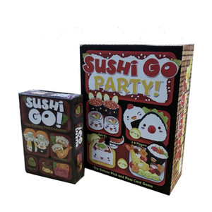 Sushi Board لعبة The Pick And Pass Cards لعبة العائلة لعبة تعليمية الوالدين والطفل لعبة