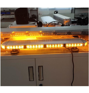 ECE R65 3 Watt supporto del magnete sottile faro auto recupero pesante flash stroboscopico minibar emergenza luce stroboscopica barra di avviso