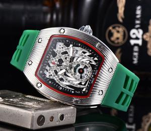 2019 Nova esporte relógio cronômetro Relógios womenes Moda Casual esqueleto de quartzo Free2 relógio