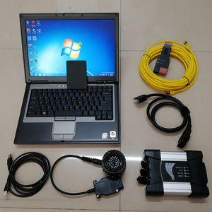 Auto Diagnosis tool For BMW ICOM Next Soft-ware Version V06 2020 with Laptop d630 Diagnostic Programming Tool ICOM A2 SSD expert mode