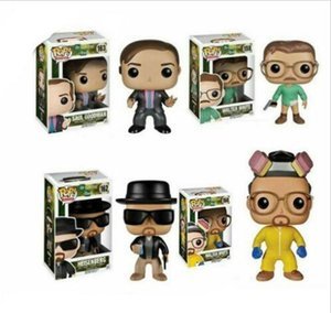 China Funko Pop! Breaking Bad Heisenberg Vinyl Action Action Collection Model with Box Toy for Baby Kids Bambola