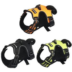 Dog Traction Leash Double Stack Chest Strap Traction Collar Reflective Strap New Style Pet Supplies For Medium Large Sized Dogs