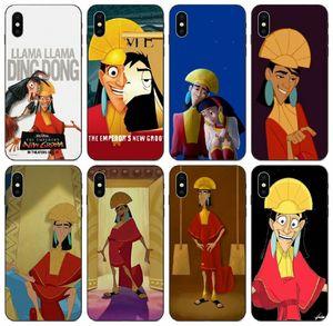 [TongTrade] New Groove-Kasten für iPhone 11s Der Kaiser Pro Max X XS XR 8s 7s 6s Plus-Samsung A5 Huawei G8 G9 Redmi Anmerkung 5 Tropfen Proof Fall