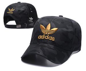 Оптовые дизайнерские шляпы шапки мужчины высокого качества Cap женщин осенью и зимой бейсболка открытый козырек рыбалки крышка защиты от солнца casquette