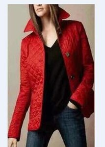 2019 Winter Spring Women's London Brit Solid Coat Cotton Padded Single Breasted Autumn Warm Plaid Blazers Girls Diamond Jacket Black White