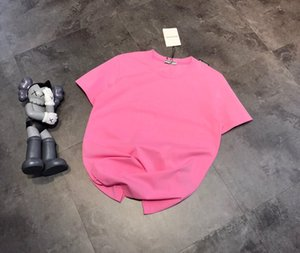 2020ss Designertshirts Hot Women Men T-shirt New Arrival Fashion High Quality Free Ship Luxury Men Casual T-shirt Asain Size B105886D