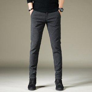 Jeans uomo Europa e America Online Celebrity Slim Fit Patch Moda stracciati dei pantaloni vita media della gioventù [Gruppo QQ: 584117172