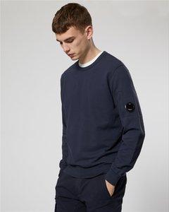 2020SS CP camisola outono Outono rodada de tendência pescoço ins solta preguiçosos dos homens Topstone coreana camisola dos homens perder ocasional ponte empresa desinger