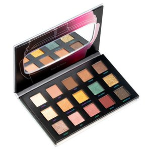 15 Color Profession Eyeshadow Eye Shadow Makeup Cosmetic Long Lasting Glitter Pigment Matte Palette Shimmer Set