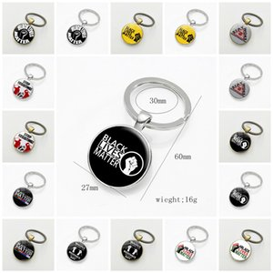 Yeni SİYAH satan Sıcak Key halka moda Anahtarlık parti küçük hediye T9I00411 NEFES CAN NOT tokası MADDE Anahtarını LIVES
