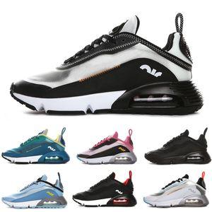 NIKE AIR MAX AIRMAX XX3 2020 NOVO 2090 B30 Reagir sapatilha correr para as Mulheres Homens amante do tênis de corrida de ar Sport Shoes