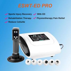 ESWT extracorporelle érectile Shock Wave Therapy Shockwave Dysfonction Soulagement de la douleur de l'arthrite Pulse activation ED machine de traitement