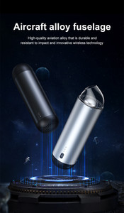 Baseus автомобильный пылесос 4000Pa беспроводной ручной для Авто интерьера дома очиститель Мини Портативный вакуумный пылесос для автомобиля