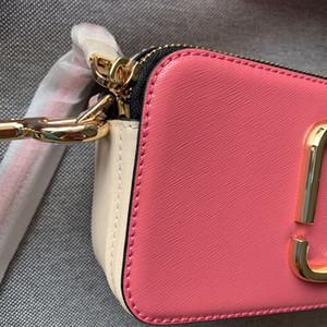 2020 nouveau sac caméra de style mode large bandoulière une inclinaison de l'épaule à travers étoile rouge net même sac mode femme