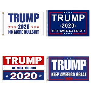 Trump Bayrağı 150 * 90cm ABD Başkanlık Kampanya Banner Seçim Banner Trump Bayrak Cumhurbaşkanlığı Kampanyası Poster T3I5841