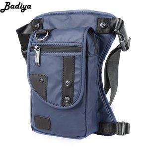 Мужчины талии обновления Повседневный Durable Fanny Pack Пояс Оксфорд многофункциональный сумка на молнии Водонепроницаемая Сумка для верхней одежды