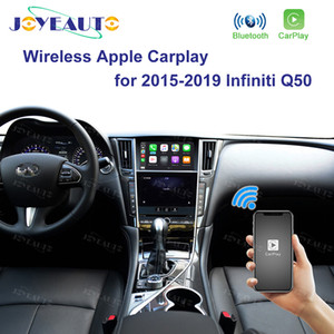 Joyeauto Drahtlose Apple Carplay Retrofit für infiniti 2015-2019 Q50 Q60 Q50L QX50 Autoradio iOS Airplay Android Auto