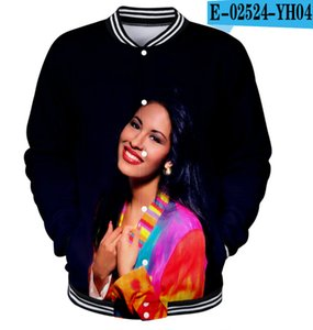 Mens white designer hoodie sweatshirt models selena Na 3D surrounding recreational baseball uniform sweat coat pullover jackets B010606