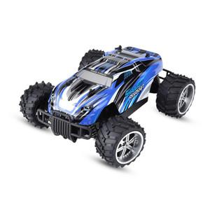 2.4 GHz 1/16 20 km / h de alta velocidad de control remoto en las cuatro ruedas del coche de carreras RC modelo de vehículo juguetes para niños de regalo de alta calidad