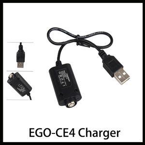 Оптовая Ego CE4 USB Зарядные Кабели Для Ego Ego-T Evod Twist Vision Spinner 2 3 Мини Аккумулятор 510 E Сигарета DHL Бесплатно 0205012