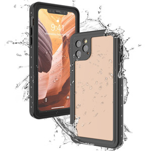 À prova de choque Underwater Case for iPhone 11 Pro Max Caso exterior Desporto IP68 Waterproof Dustproof Mergulho Capa para iPhone XS Max XR Coque Água