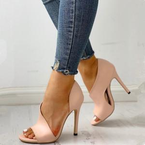Горячие женщины насосы новые туфли сексуальные высокие каблуки дамы партия Стилет увеличители женский Серебряный свадьба змея печати каблуки Zapatos