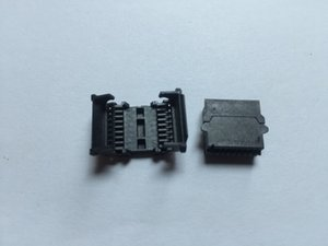 AP-ACA-SPI-006 LOTES SPI soketi SOIC16P 1.27mm Pitch SPI Flaş Bios Soketi SMT Soketi