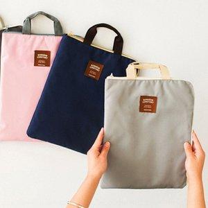 equipo multifunción personalización bolsa de tela bolsa de negocios de regalo japonesa Mano Apple Computer lienzo