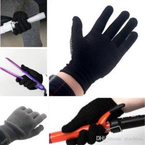 Résistant à la chaleur Gants de protection Styling cheveux pour le curling / droite Flat Iron