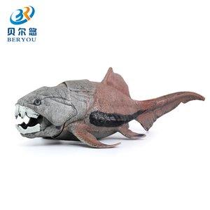 Jurásico dinosaurio sólido modelo de juguete de plástico de imitación dinosaurios Triceratops Swift y juguete educativo violento dragón
