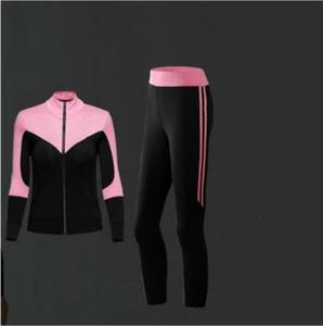 Designer Autumn Womens Fatos Moda Marca Três peças ternos sportswear para as Mulheres Tracksuits Cartas de Luxo pista Ternos Roupas